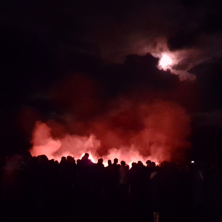 edale bonfire